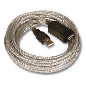 Cable prolongador USB 2.0 amplificado 5m