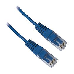 Latiguillo ISDN RJ45 1 par 3m. azul