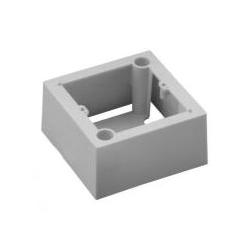 Caja de superficie 80x80mm. (d)